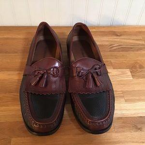 Johnston & Murphy Men's Kilt Tassel Loafers (13M)